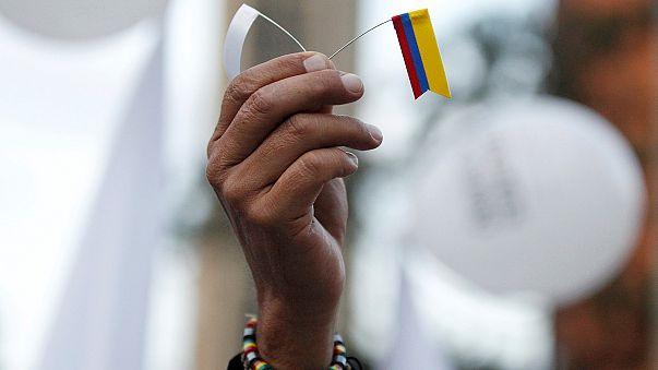 Colombia: FARC rebels take first step towards demobilisation
