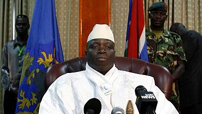 Gambian president Yahya Jammeh 'annuls' poll results, orders fresh elections