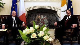Στήριξη από την Γαλλία για επίλυση του Κυπριακού