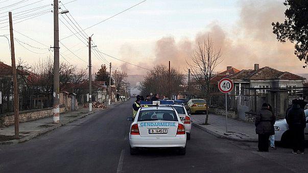 Four dead as Bulgaria train derails and explodes