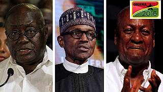 Ghana polls: Buhari praises Mahama for conceding, Akufo-Addo congratulated