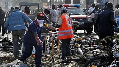 Death toll rises in Nigeria bomb blast