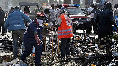 Le bilan du double attentat-suicide au Nigeria passe à 56 morts