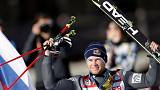 Pinturault giant slalom win ups pressure on Hirscher
