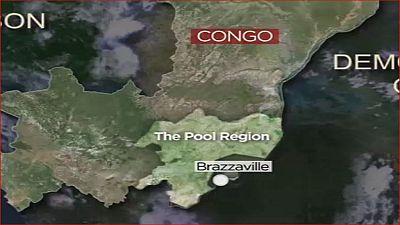13,000 people flee Congo's Pool region