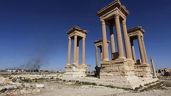 Újra behatolt Palmyrába az Iszlám Állam