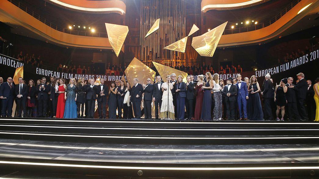 'Toni Erdmann' sweeps board at European Film Awards