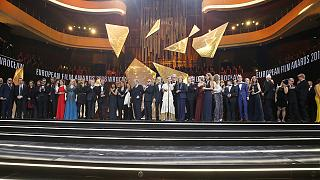 """Фильм """"Тони Эрдман"""" получил 5 европейских """"Оскаров"""""""
