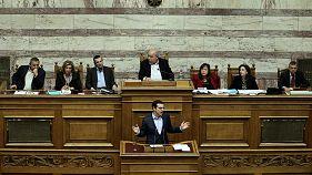 El Parlamento griego aprueba los Presupuestos Generales de 2017