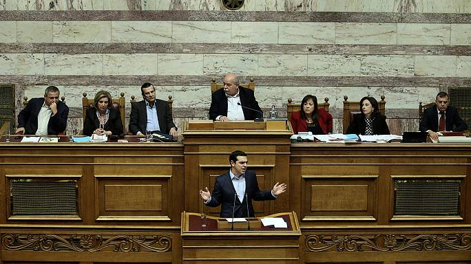 Greek parliament approves 'final exit' budget