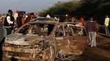 Kenya: dozens reported killed in oil tanker fireball