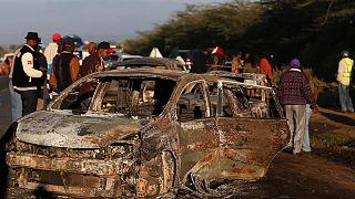 Kenya : carambolage puis explosion sur une autoroute, au moins 40 morts