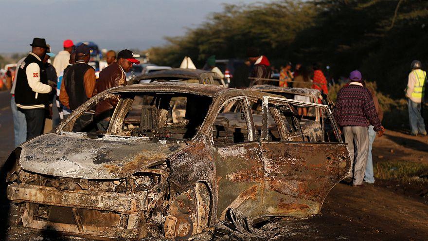 Kenya: almeno 40 morti in incidente