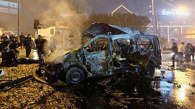 Turquie : un double attentat fait au moins 38 morts
