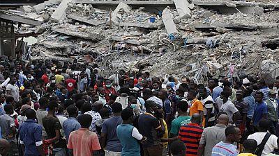 Dozens killed in Nigeria church building collapse