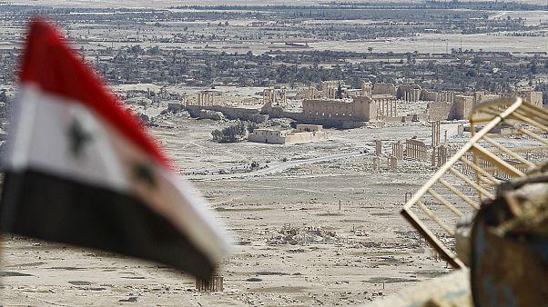 Visszahúzódtak a dzsihadisták Palmüra központjából
