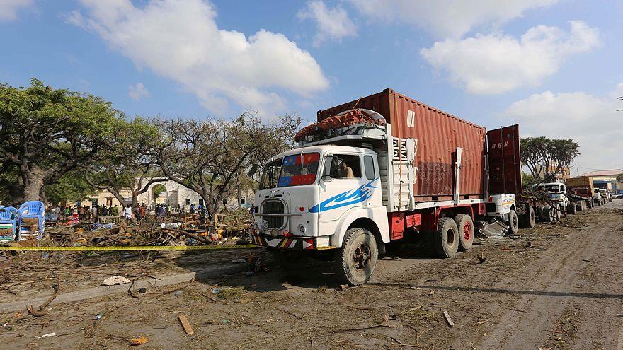 Merénylet Mogadisuban: 29 halott