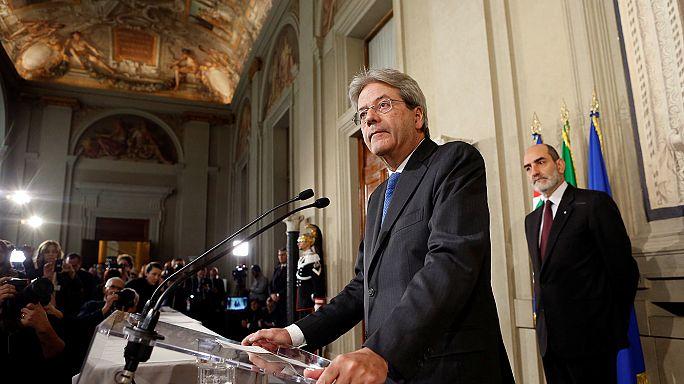 Gentilonit kérte fel kormányalakításra az olasz államfő
