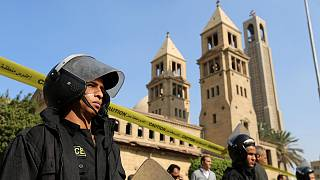 Explosion near Cairo's Coptic Cathedral kills dozens