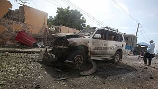 16 killed in car bombing at Mogadishu port, Al Shabaab claims attack