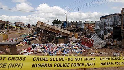 Nigeria: un double attentat fait au moins trois morts