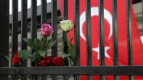 Turkey declares national day of mourning after twin bomb attack