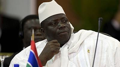Gambia's Jammeh to contest results in court, ruling party declares