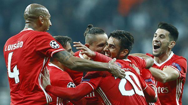 #LigaPortuguesa, J13: Ederson vale liderança ao Benfica e FC Porto passa Sporting