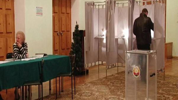 منطقۀ خودمختار ترانس نیستریا رئیس جمهور خود را انتخاب کرد
