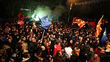 Both sides in FYROM election claim victory