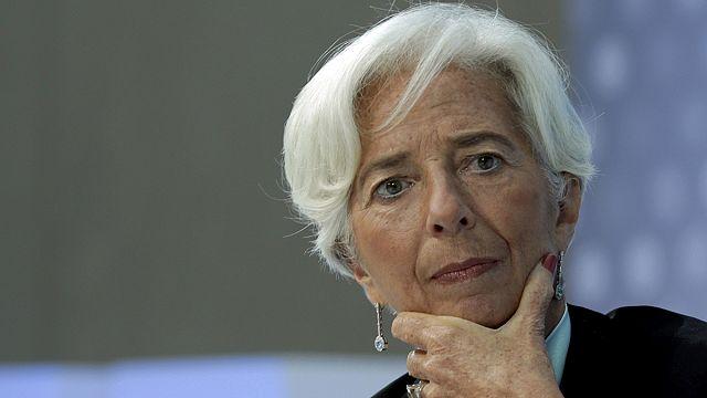 Lagarde enfrenta justiça por alegada negligência