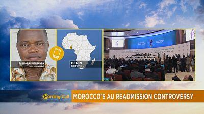 Controverse autour de la réadmission du Maroc au sein de l'UA