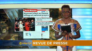 Press Review of December 12, 2016 [The Morning Call]
