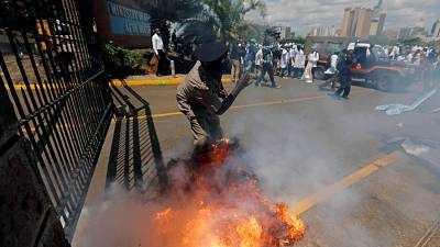 Kenya: Spotlight on rights violations