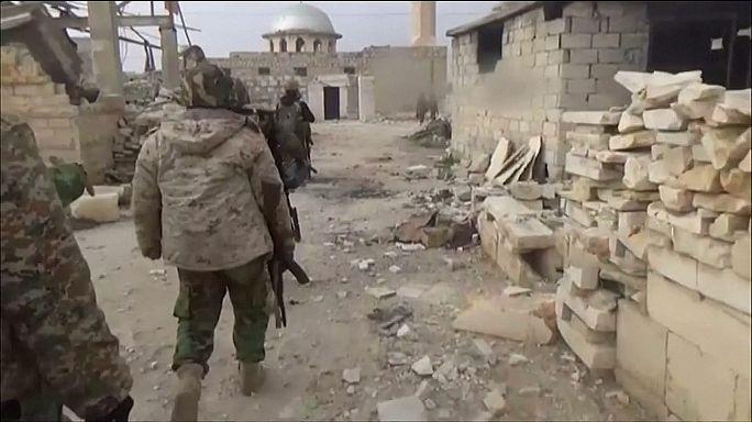 Újabb sikereket értek el a kormányerők Aleppóban