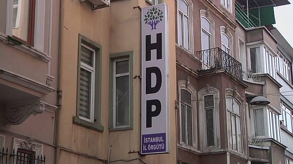 Istanbul attacks: over 100 held in raids targeting pro-Kurdish opposition