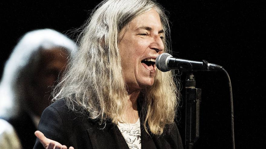 Text vergessen: Patti Smith vertrat Bob Dylan