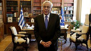Επίσημη επίσκεψη του Προέδρου της Ελληνικής Δημοκρατίας Προκόπη Παυλόπουλου στο Παρίσι