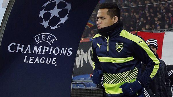 قرعة قوية للدورالثمن النهائي لبطولة دوري أبطال أوروبا