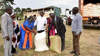 Ouganda : Musevni vient en aide aux populations affectées par la sécheresse