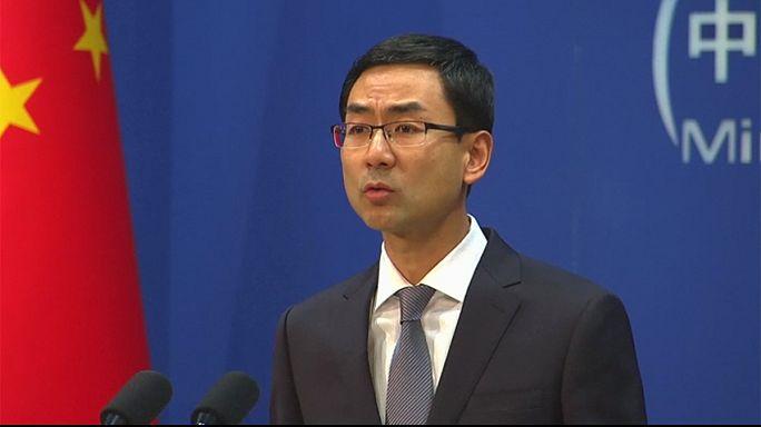 Après les critiques de Trum, Pékin réagit enfin