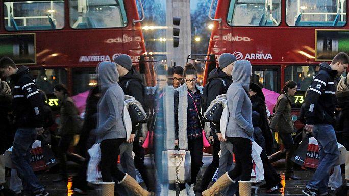 Великобритания: рождественская реклама приносит прибыль