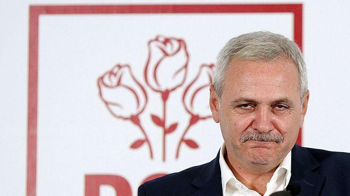 Romanya: Eylemlerle gittiler seçimle geri geldiler