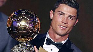 Cristiano Ronaldo remporte son quatrième Ballon d'or