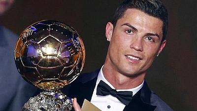 Ronaldo caps 'golden year' with fourth Ballon d'Or