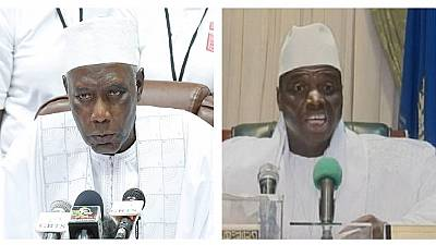 Gambia's election commission chief warns Jammeh