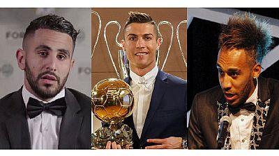 Mahrez and Aubameyang beat Ibrahimovic and Pogba in Ballon d'Or ranking