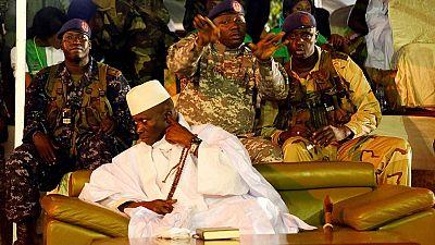 Gambia law society warns Jammeh over treasonable stunts