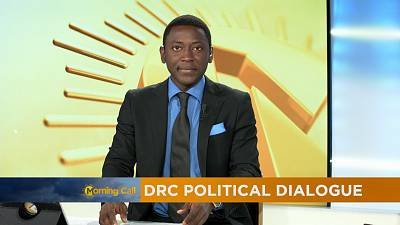 DRC political dialogue [The Morning Call]