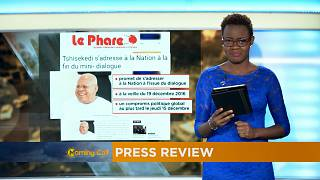Press Review of December 13, 2016 [The Morning Call]